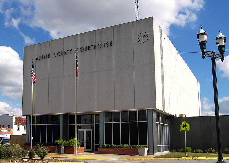 Austin County Courthouse