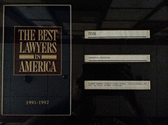 Best Lawyers in America - Criminal Defense