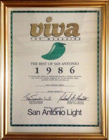Viva Magazine - Best of San Antonio