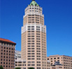 Tower Life Building in Downtown San Antonio