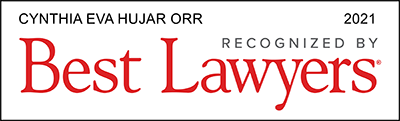 Recognized by Best Lawyers